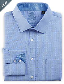 English Laundry™ Box Geo Dress Shirt