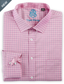 English Laundry™ Grid Oxford Dress Shirt