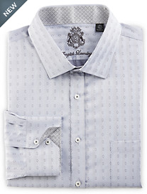 English Laundry™ Oval Dobby Dress Shirt