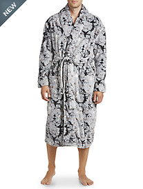 Robert Graham by Majestic International® Twilight Zone Plush Fleece Robe