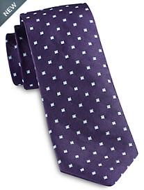 Jack Victor® Square Mini Geo Silk Tie