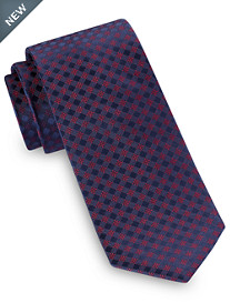 Michael Kors® Dress Code Gingham Silk Tie