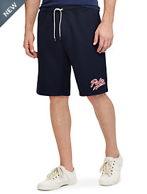 Polo Ralph Lauren® Double-Knit Graphic Shorts