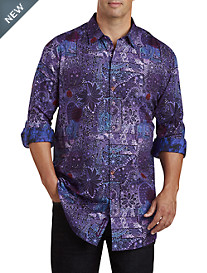 Robert Graham® Paisley Sport Shirt
