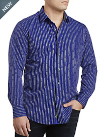 Robert Graham® Bora Stripe Sport Shirt