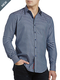 Robert Graham® Hill Punch Sport Shirt