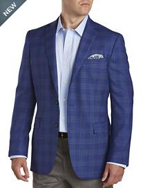 Daniel Hechter® Plaid Wool Sport Coat
