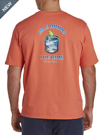 Tommy Bahama® Isle Bring the Rum Graphic Tee