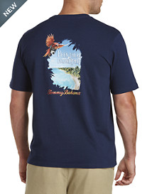 Tommy Bahama® Been There Drone That Graphic Tee