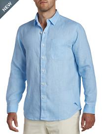 Tommy Bahama Sea Glass Breezer Linen Shirt