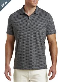 Michael Kors® Diamond-Print Knit Polo