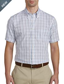 Brooks Brothers® Non-Iron Windowpane Poplin Sport Shirt