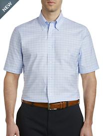 Brooks Brothers® Non-Iron Windowpane Plaid Oxford Sport Shirt