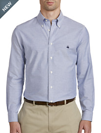 Brooks Brothers® Non-Iron Solid Oxford Sport Shirt