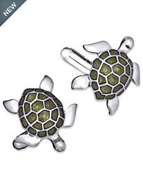 Link Up Turtle Cuff Links