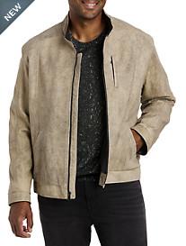 Remy Lightweight Lambskin Nubuck Jacket