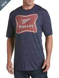 Retro Brand Miller High Life Graphic Tee
