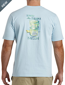 Tommy Bahama® Bar Code Graphic Tee
