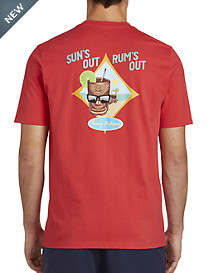 Tommy Bahama® Sun's Out Tee