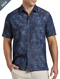 Tommy Bahama® South Beach Scenic Sport Shirt