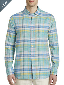 Tommy Bahama® IslandZone® Nod to Madras Sport Shirt