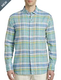 Tommy Bahama® IslandZone® Nod to Madras Sport Shirt