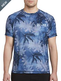 Tommy Bahama® Tropic Haze Crewneck Tee