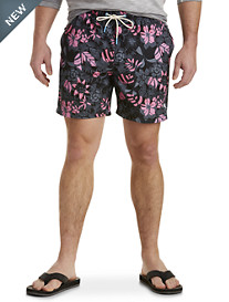Tommy Bahama® Naples Subtropical Palm Swim Trunks
