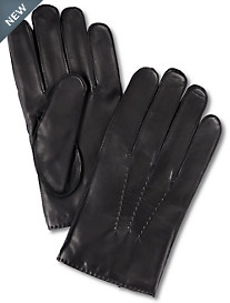 Paul Stuart Lambskin Leather Gloves