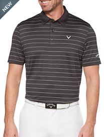 Callaway® Essential Opti-Vent Stripe Polo