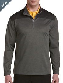 adidas® Golf Lightweight Quarter-Zip Pullover
