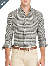 Polo Ralph Lauren® Check Twill Sport Shirt