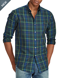 Polo Ralph Lauren® Allister Plaid Twill Sport Shirt
