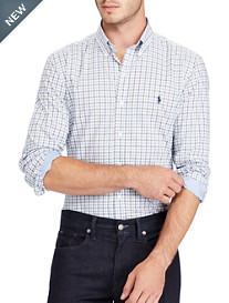 Polo Ralph Lauren® Classic Fit Check Poplin Sport Shirt