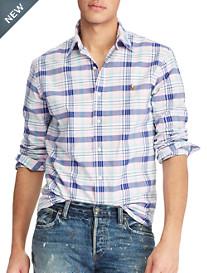 Polo Ralph Lauren® Classic Fit Plaid Oxford Sport Shirt