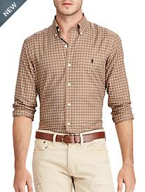 Polo Ralph Lauren® Classic Fit Plaid Sport Shirt