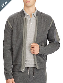 Polo Ralph Lauren® Cotton-Blend Bomber Jacket