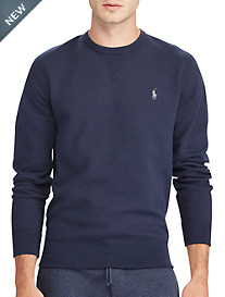 Polo Ralph Lauren® Double-Knit Crewneck Sweatshirt