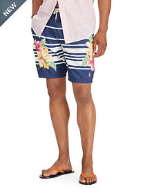 Polo Ralph Lauren® Kailua Graphic Swim Trunks