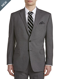 Ralph by Ralph Lauren Comfort Flex Mini Check Suit Jacket
