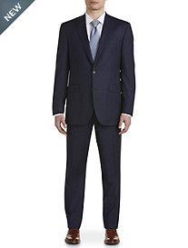 Jack Victor® Classic Mini Check Nested Suit – Executive Cut