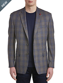 TailoRED Plaid Sport Coat