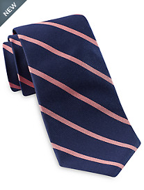 Brooks Brothers® Repeating Thin Stripe Silk Tie