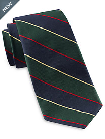 Brooks Brothers® Tri-Color Stripe Tie