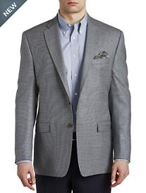 Ralph by Ralph Lauren Comfort Flex Houndstooth Silk/Wool Sport Coat – Executive Cut