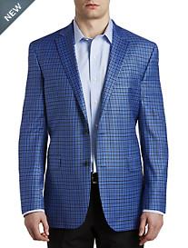 Jack Victor® Check Sport Coat – Executive Cut