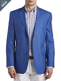 Jack Victor® Wool/Silk Blend Sport Coat – Executive Cut