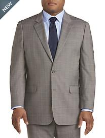 Geoffrey Beene® Plaid Suit Jacket
