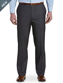 Geoffrey Beene® Multi Grid Flat-Front Suit Pants