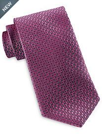Geoffery Beene® Mini Dimond Neat Tie